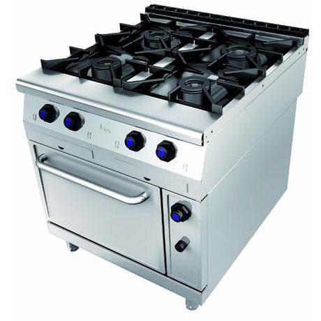 411 Gas Cooker