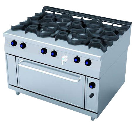 611-HG Chef Cooker