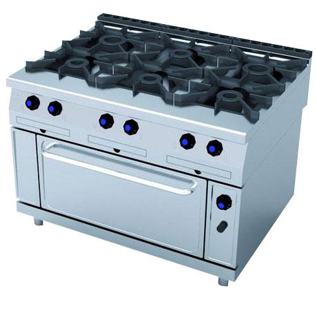 611-HG Gas Cooker