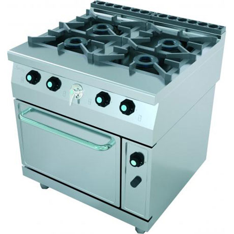 741 Chef Cooker