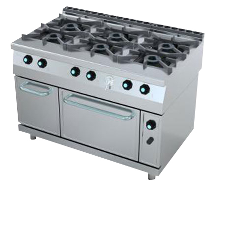 761 Chef Cooker