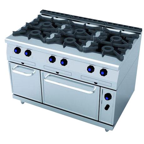 761 Gas Cooker