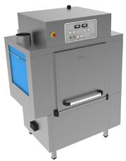 A-1280 Rack Conveyor Washer