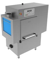 A-1580-T Rack Conveyor Washer