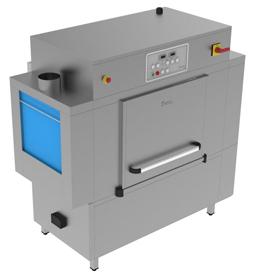 A-1800 Rack Conveyor Washer