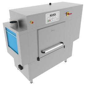 A-2100-T Rack Conveyor Washer