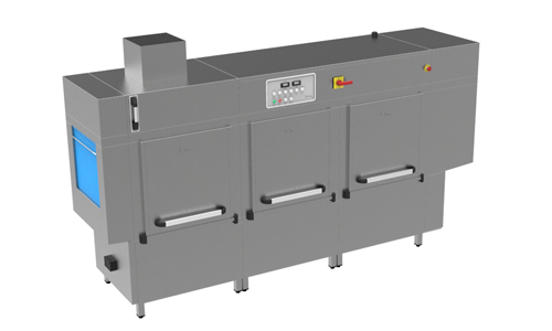 A-3340-T ECO Rack Washer