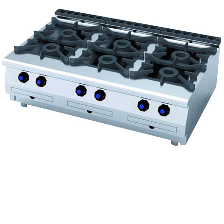 S-761 Gas Cooker