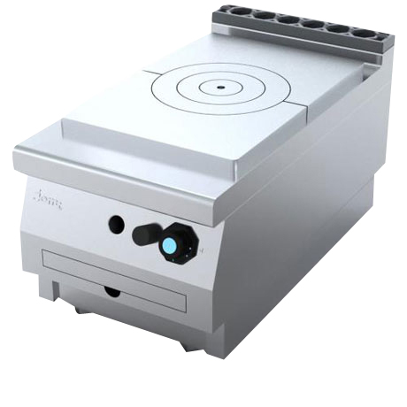 STP-700 Solid Top Boiling Table