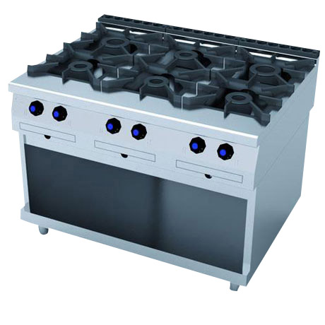 T-601 Gas Cooker