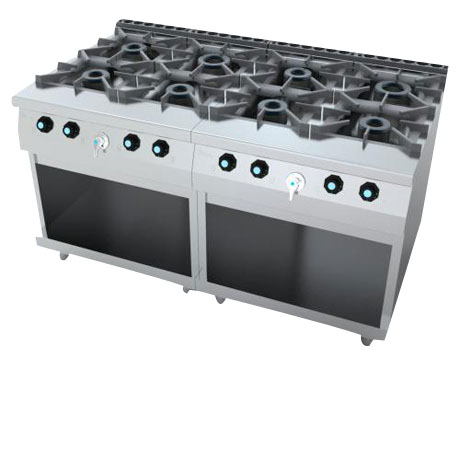 T-801 Chef Cooker