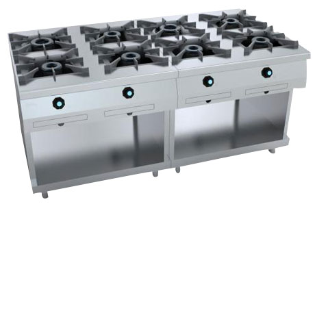 T-801 Gas Cooker